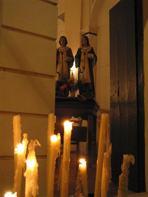 I santi